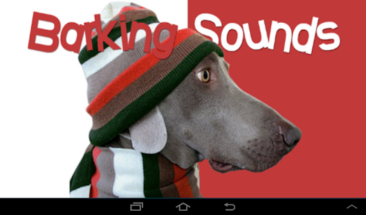 Barking Dog Sounds - screenshot thumbnail