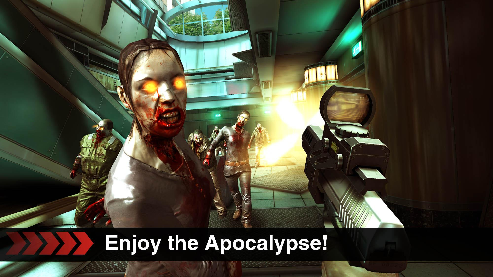DEAD TRIGGER screenshot #17