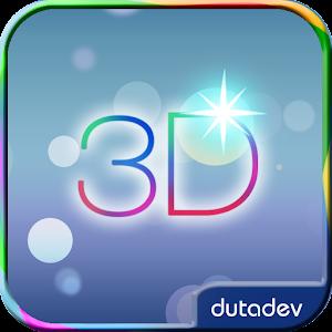Bokeh 3D Live Wallpaper PRO 個人化 App LOGO-APP試玩