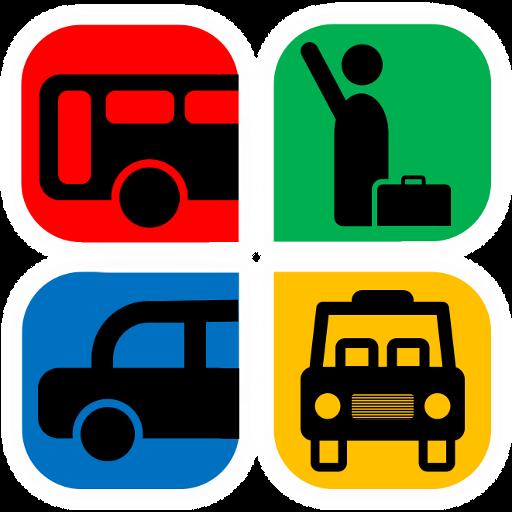 BuzzJourney - Bus ,Train,Rides