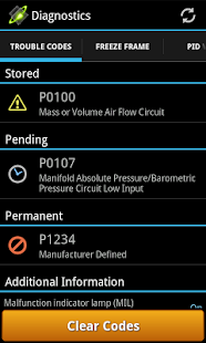 OBDLink (OBD car diagnostics)- screenshot thumbnail