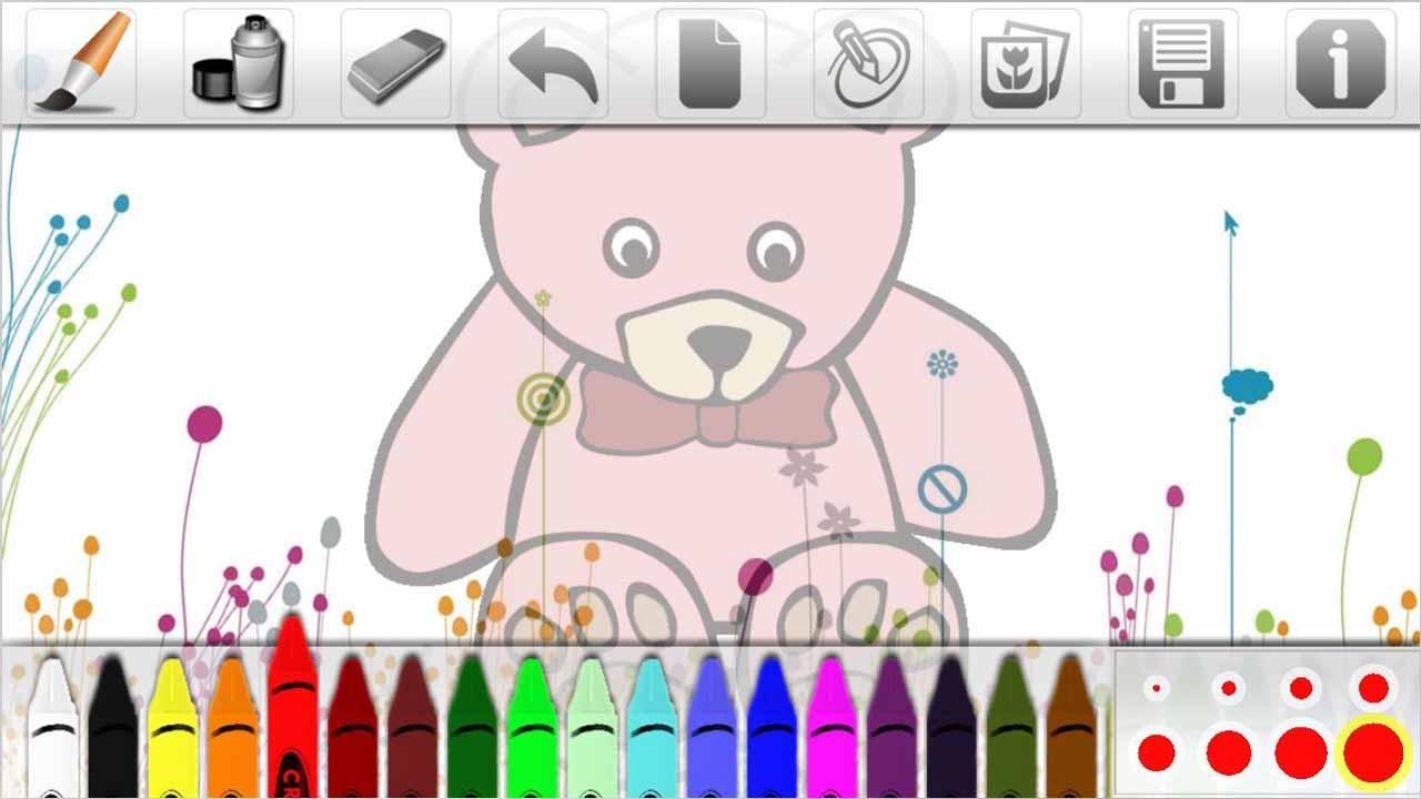 easy drawing for kids - google play store revenue & download