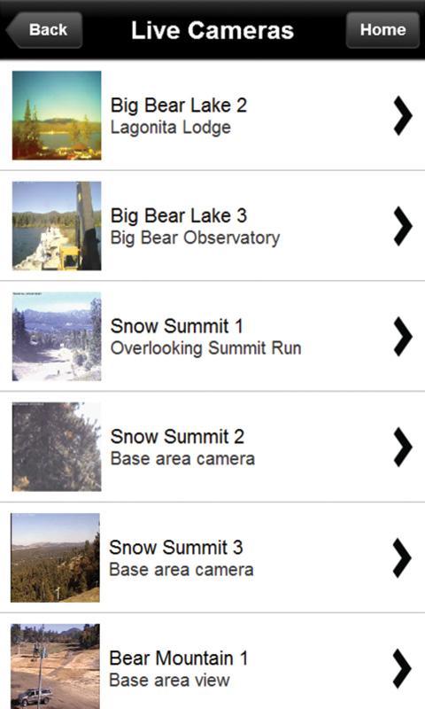 Big Bear Local- screenshot