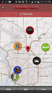 StreetMeat Food Truck Finder- screenshot thumbnail