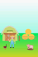 Screenshot of Farm Animal Sounds