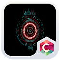 Futuristic C Launcher Theme icon