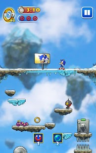 Sonic Jump - screenshot thumbnail
