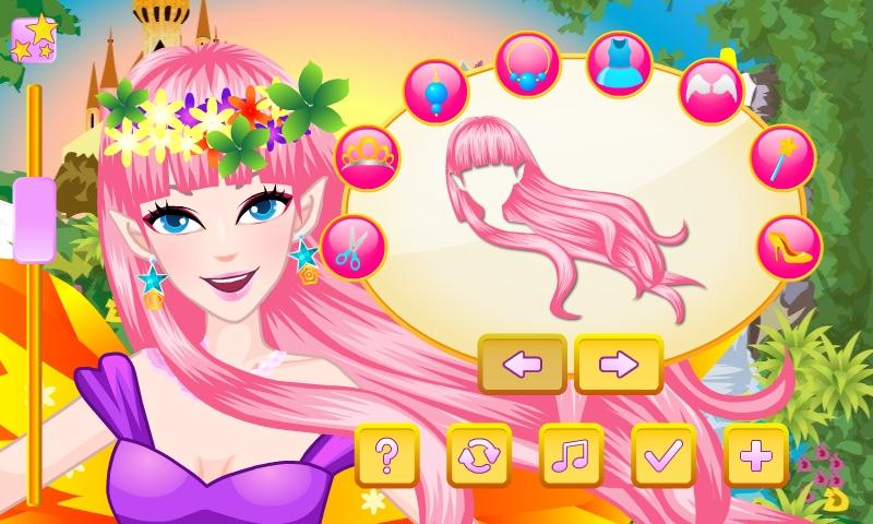 Fairy Queen Dress Up - screenshot