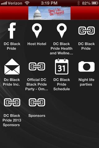 DC Black Pride 2013