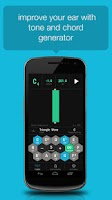 Screenshot of Tunable: Tuner, Metronome, Rec