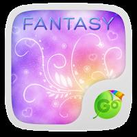 Fantasy GO Keyboard Theme 1.85.5.82