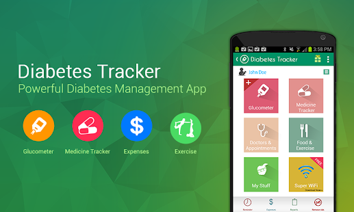 Diabetes Tracker Android Apps On Google Play