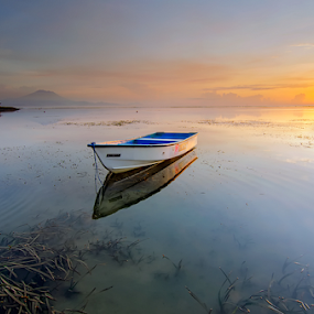 At the lowest point by Hendri Suhandi - Landscapes Sunsets & Sunrises ( bali, sanur, travel, beach, sunrise )