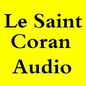 Le Saint Coran (Audio)