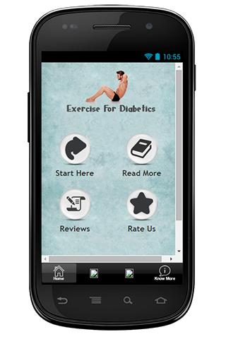 Exercise For Diabetics