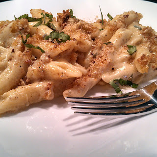 Meatless Monday ~ Adult Macaroni and Cheese