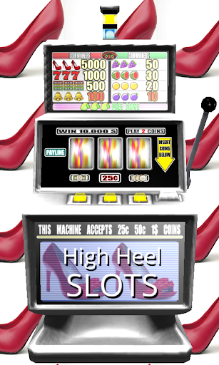 3D High Heel Slots - Free