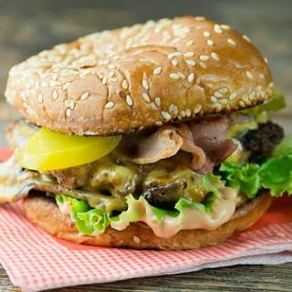 The Best Turkey Burgers!.