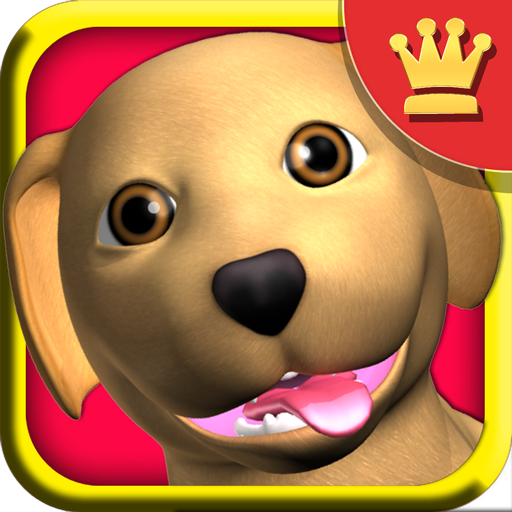 Sweet Talking Puppy Deluxe Icon