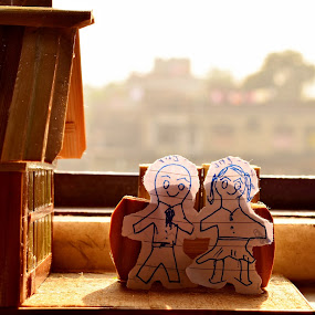 u me & us togather by Ayesa Julakha - Artistic Objects Toys