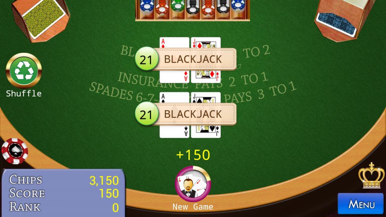 Whats better blackjack or spanish 21