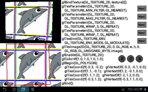 OpenGL Tutorial - screenshot thumbnail