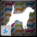 Dog Sounds Ringtones icon