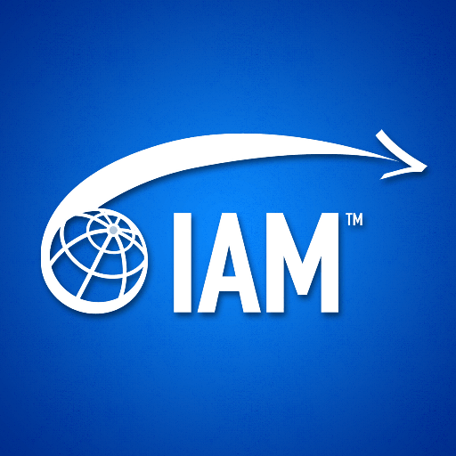 IAM Connected 社交 App LOGO-硬是要APP