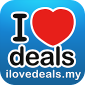 iLoveDeals.MY - Daily Deal App