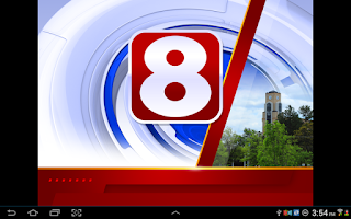 Screenshot of KAIT Region 8 News