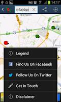 Screenshot of Travel Gluten Free Map