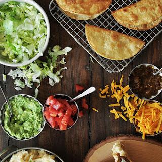 Potato Tacos.