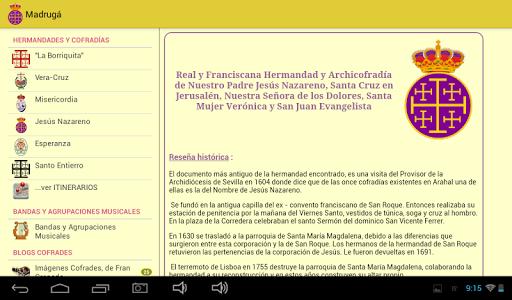 玩旅遊App|Semana Santa de Arahal免費|APP試玩
