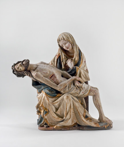The Pietà from the collection of Canon Křivák