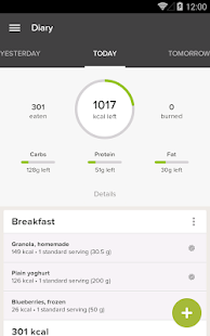 Lifesum – Calorie Counter - screenshot thumbnail