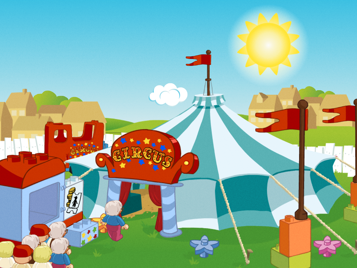 LEGO® DUPLO® Circus - screenshot