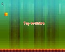 Screenshot of Flappy Pixel