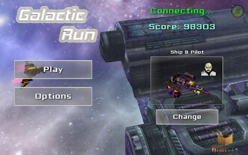 Galactic Run Screenshot 5
