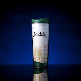 Starbucks tumbler by Genesis Carabeo - Artistic Objects Still Life ( jeddah, still life, starbucks, tumbler )
