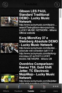 Lucky Music- miniatura screenshot