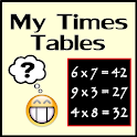 My Times Tables icon