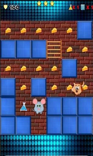 瘋狂老鼠走迷宮