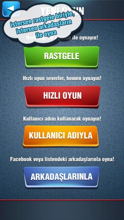 Kelimelik- screenshot