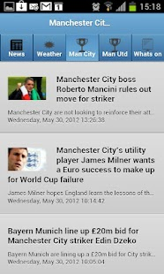 Manchester Local News - screenshot thumbnail