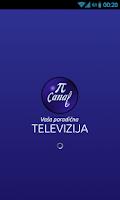 Screenshot of TV Pi Canal