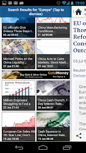 MISH: Global Economic Analysis - screenshot thumbnail