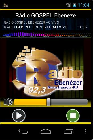 Rádio Gospel Ebeneze 92 3