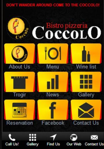 Restaurant Coccolo Trogir