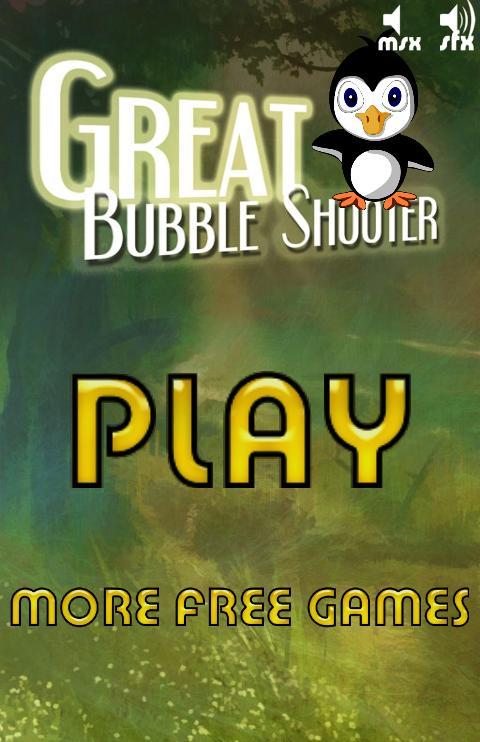 Great Bubble Shooter free- screenshot