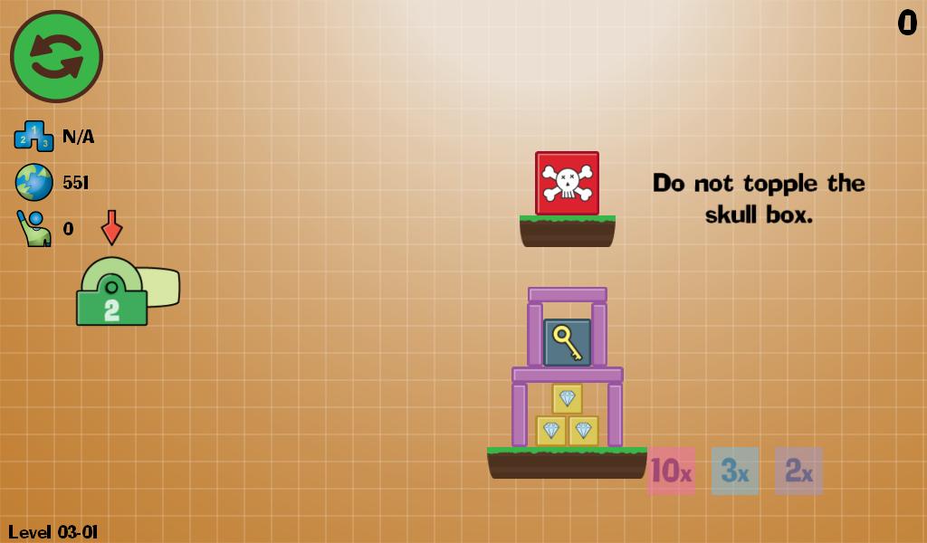 Box Topple - Knockdown! screenshot #21
